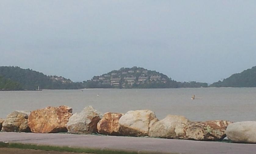 Saphan nin, Phuket
