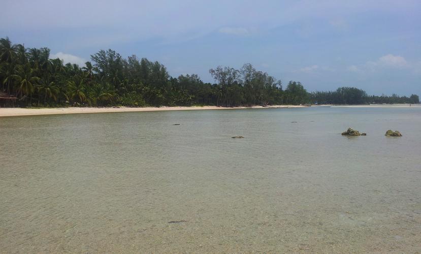 Остров Самуи, пляж Натон