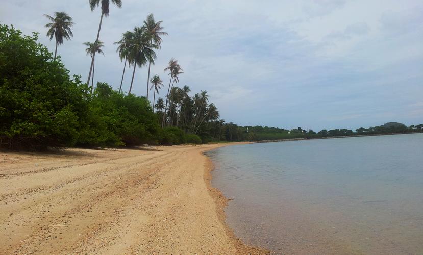 Остров Самуи, один из пляжей на Южной части острова