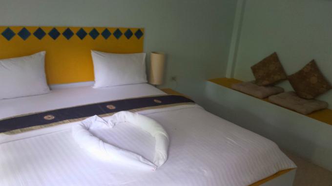Уютный домик недалеко от пляжа Банг Пор.