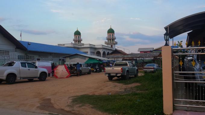 Остров Самуи, мусульманская деревня