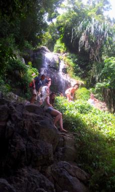 Остров Самуи, водопад Namuang 2