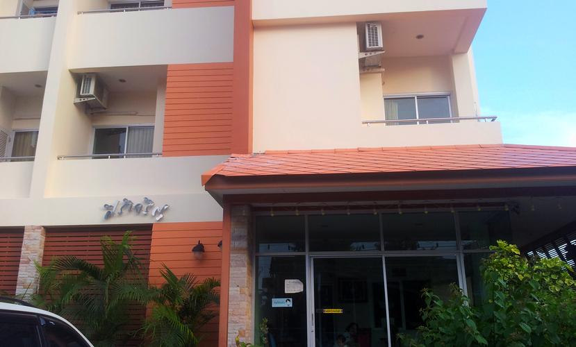 дом с аппартаментами от 5500 бат