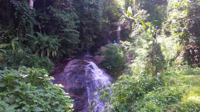 Водопад в Чиангмае