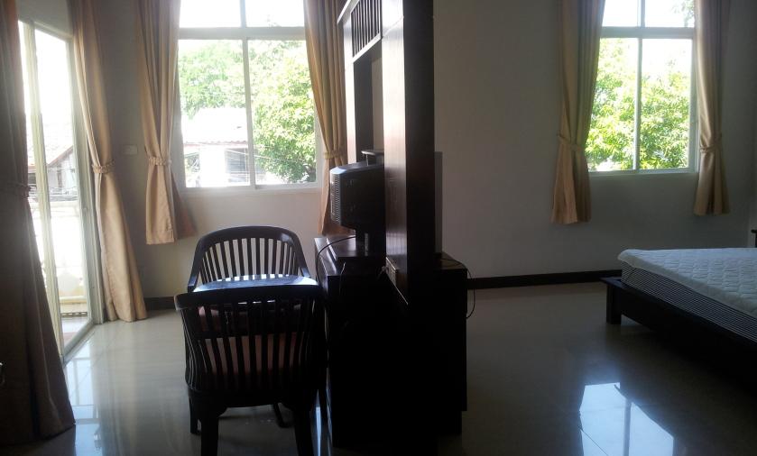апартаменты за 9500 бат