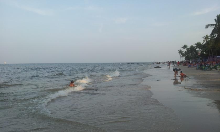 море в Хуахине