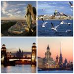 Экскурсия одного дня – самые важные и интересные места в Санкт-Петербурге