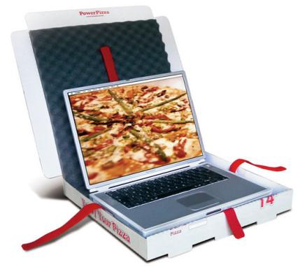 пицца кейс для ноута