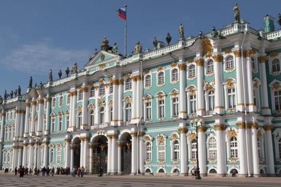 Эрмитаж (Зимний дворец)
