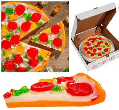 мармеладная пицца