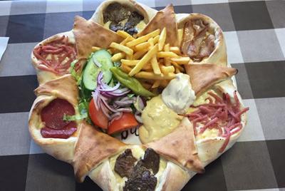 шведская пицца