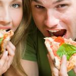 Как разрезать и есть пиццу?