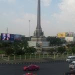 Большая площадь в Бангкоке — Victory Monument
