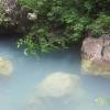 Голубая лагуна в деревушке Ванг Вьенг