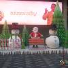Рождественская композиция в Азии