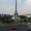 Большая площадь в Бангкоке - Victory Monument