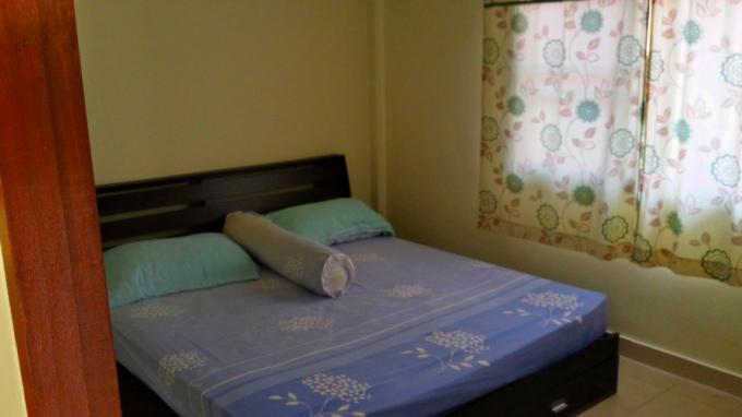 Спальня в доме.