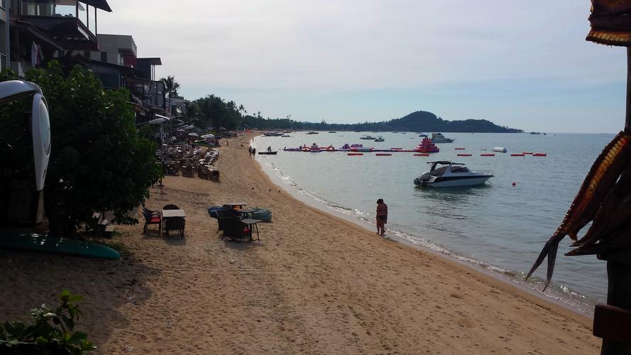 Остров Самуи, пляж Бо Пут