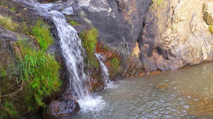 остров Самуи, водопад Namuang 2, третий уровень