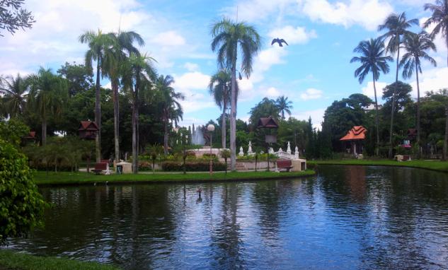 Парк BUAK HAAD PARK