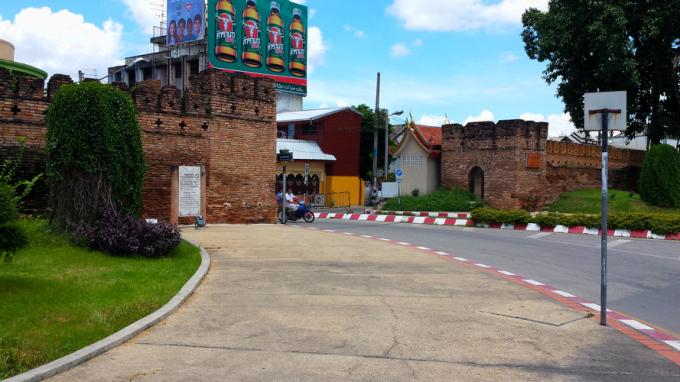 Ворота CHANG PHUAK GATE
