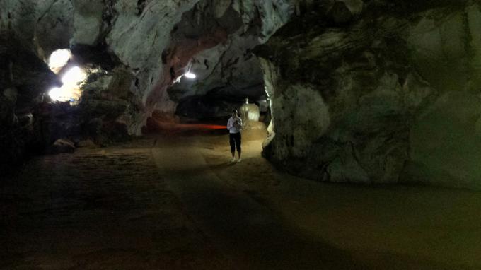 Пещера MUANG ON CAVE
