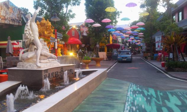 Торгово- Развлекательный центр Чиангмая