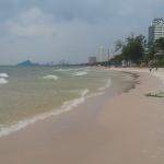 Пляжи и море Хуахина
