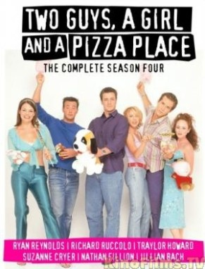 Два молодых человека, девушка и пиццерия (2)
