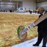 Самые большие и самые длинные пиццы в мире!