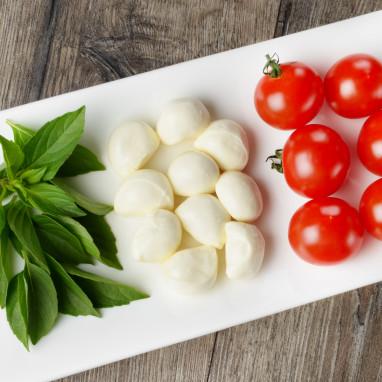 ингредиенты для пиццы маргариты