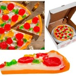 Необычная пицца — из мармелада!