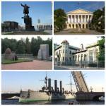 Коммунистические маршруты по Санкт-Петербургу для китайцев!