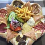 Шведский стол, как пицца или пицца, как шведский стол?