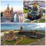 3 храма, которые необходимо посетить в Санкт-Петербурге!