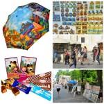 Сувениры, которые можно привезти из Санкт-Петербурга!