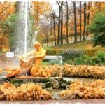 Не пропустите закрытие фонтанов в Петергофе!