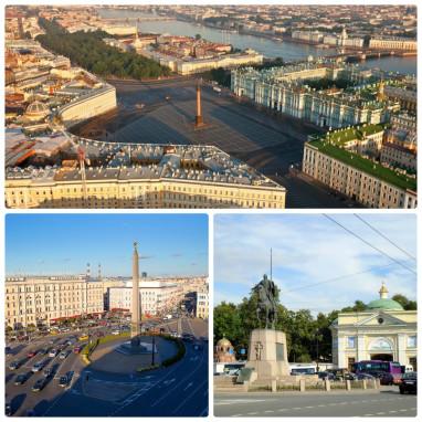 3 площади Невского проспекта, Санкт-Петербург
