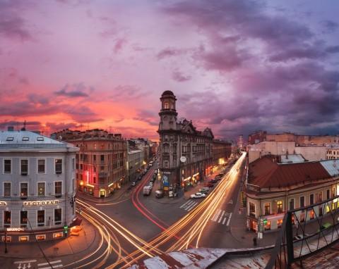 Пять углов, Санкт-Петербург