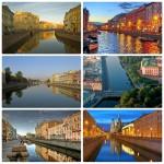 3 реки в Санкт-Петербурге, вдоль которых необходимо пройтись!