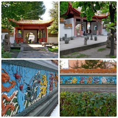 Китайский сад дружбы, Санкт-Петербург