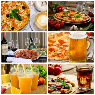 напитки для пиццы